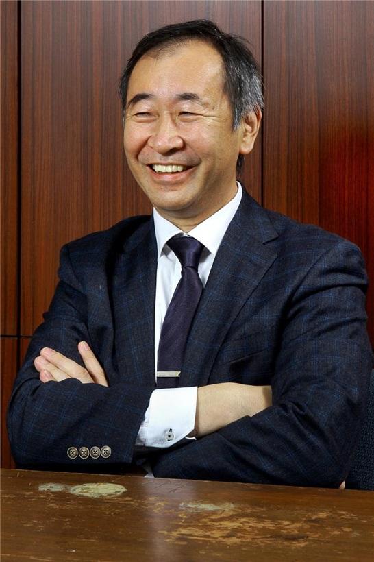 015년 중성미자가 질량을 가진다는 사실을 확인해 노벨 물리학상을 수상한 가지타 다카아키(梶田隆章·62) 일본 도쿄대 우주선연구소(ICRR) 소장. 도쿄대 ICRR 제공