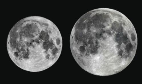 [주말N수학]샤이니 노래로 풀어본 슈퍼문, 지구와 짝사랑에 빠진 달의 공식
