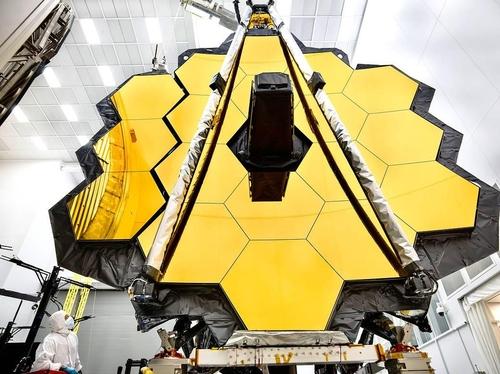 차세대 제임스 웹 우주망원경 발사 11월 중순 이후로 또 연기