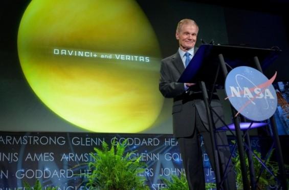 NASA, 32년 만에 금성 탐사 재도전