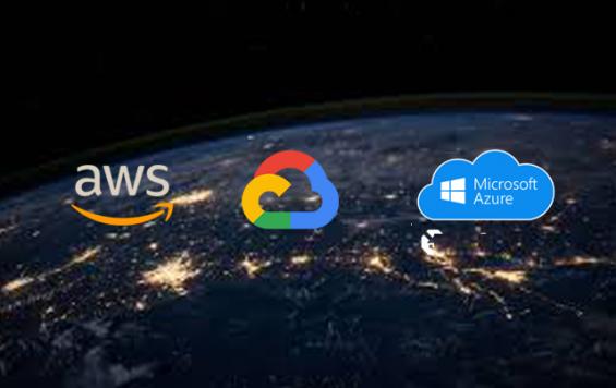 [우주산업 리포트]구글·아마존·MS, 위성 클라우드 컴퓨팅 시장 두고 '3파전'
