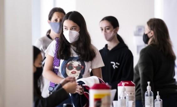 미국 청소년 코로나 입원 환자 한달새 2배 급증…가을 등교 앞두고 비상