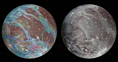 목성 행성급 위성 '가니메데' 내일 새벽 20여년만에 근접 비행