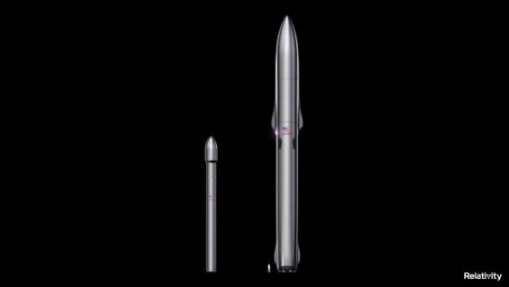 렐러티비티스페이스, 3D프린팅으로 만든 재사용 로켓으로 스페이스X에 도전장