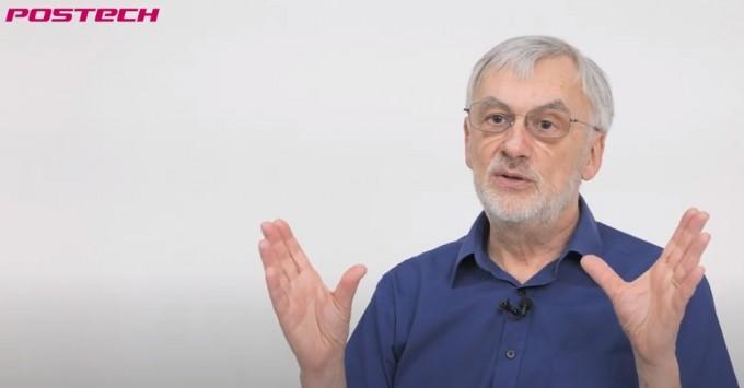 프레데릭 발랏 포스텍 철강에너지소재대학원 교수. 연구실이 협력하여 개발한 수학모델은 전 세계 초고장력강 가소성 분석모델의 표준이 됐다.