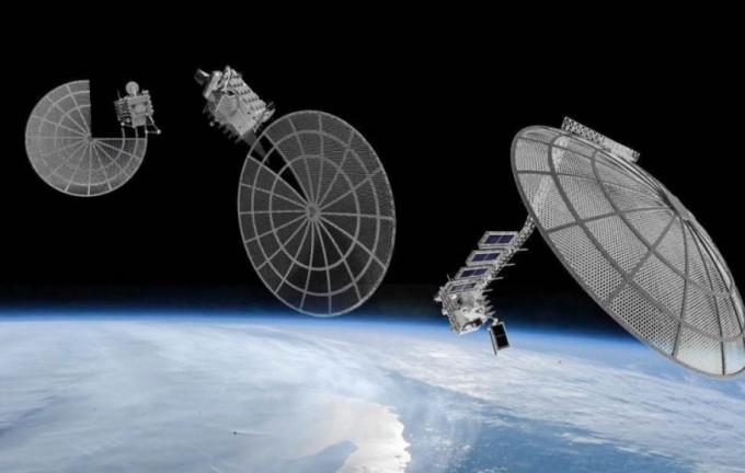 메이드인 스페이스가 개발 중인 로봇 시스템 ′아키노트′. 우주에서 제작할 수 있는 시스템으로 3D프린터와함께 극한 환경에서 작업하는 로봇팔도 포함된다. 메이드인스페이스 제공