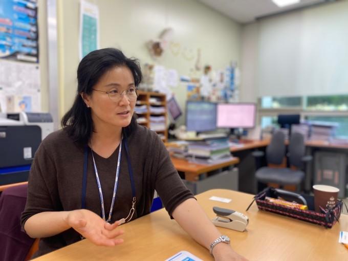 홍상희 해양과기원 생태위해성연구부 책임연구원. 거제=고재원 기자 jawon1212@donga.com