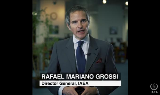 IAEA 동영상 캡처