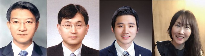 왼쪽부터 이상엽 특훈교수, 김승택 팀장, 장우대 박사후연구원, 전상은 파스퇴르연 연구원. KAIST 제공