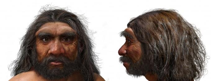 연구자들은 하얼빈 두개골의 주인공이 건장한 중년 남성이라고 추정하고 상상도를 그렸다. 정면은 원시적이면서도 동글해 온화한 인상을 주고 옆모습은 얼굴만 보면 현생인류같다. 혁신 제공