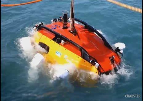 [영상뉴스] 해저 보행로봇 '크랩스터' 30일간의 기록