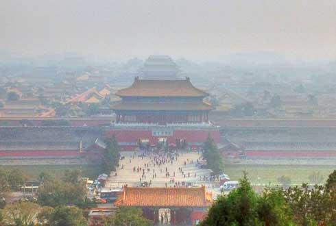 """""""베이징 대기오염이 비만 위험 높인다"""""""
