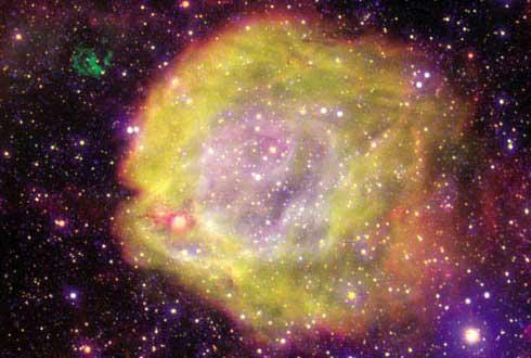 별의 속살 vs 별의 시체