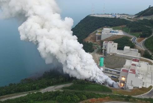 75t급 액체엔진 75초 연소 성공…韓 우주개발은 순항 중