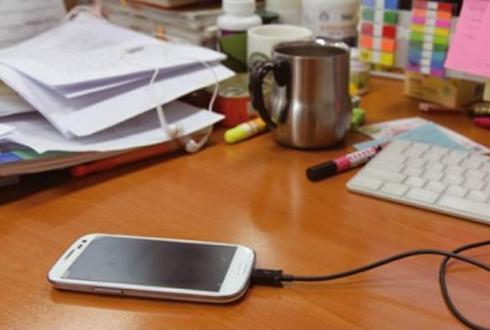 20초 만에 스마트폰 완충하는 기술 개발