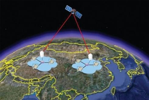 중국, 양자통신 위성 세계 최초 발사 성공