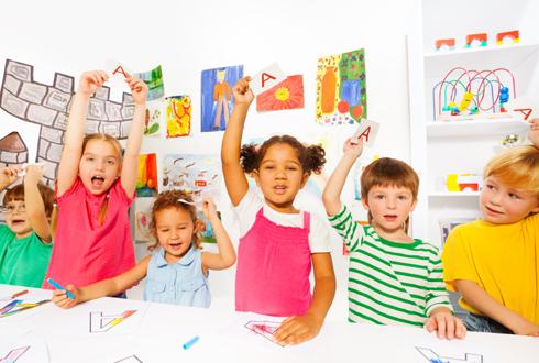 학습 능력을 키워주는 우리 아이 즐거운 놀이시간