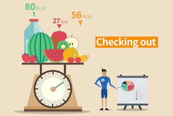 명절에 먹은 음식 계산하는 '칼로리 계산기'