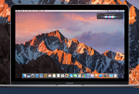 애플, 맥OS 시에라 배포, '맥과 iOS의 만남'