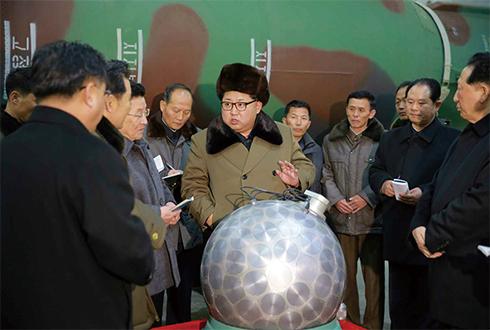 [이달의 사물] 핵탄두