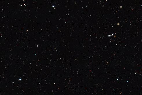 우주 속 은하는 1000억 개가 아닌 1조 개!