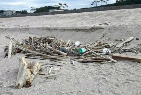 北·中 해양쓰레기 한국 유입경로 밝혔다