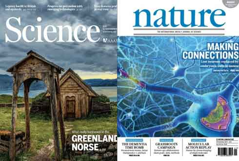 [표지로 읽는 과학]그린란드에 살던 바이킹 후손들은 15세기 왜 갑자기 사라졌을까?