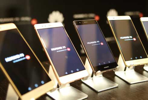 '저가'에서 '고가'로 변신하는 중국산 스마트폰