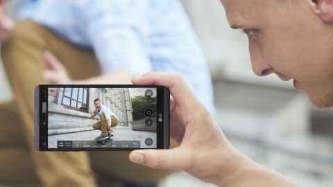 외신 'LG V20' 카메라 기능 호평…