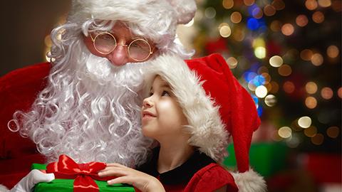 """""""산타, 진짜있냐""""는 아이의 질문에 어떻게 답변을?"""