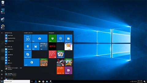 가장 익숙한 OS의 가장 파격적 변신...올해 윈도우10 어땠나요?