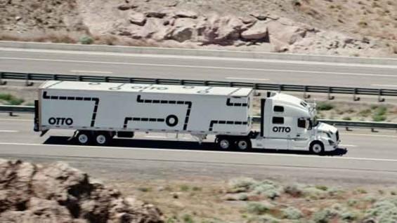 자율주행 트럭을 둘러싼 공룡들의 소송전