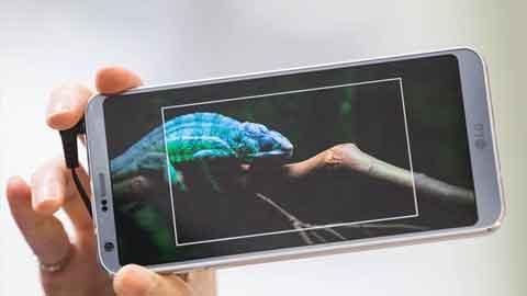 갤럭시S8·아이폰7레드 밀려온다…'G6' 홍보 속도내는 LG전자