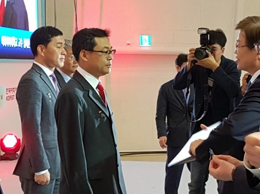 이화여대 장이권 교수,  2017 과학기술진흥 국무총리표창 수상