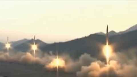 미군 일주일새 두차례 미사일 시험…올들어 3번째 ICBM 발사