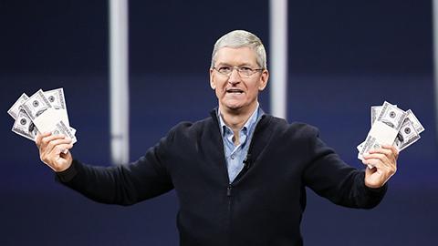 [돈테크무비] 300조원으로 만들어갈 애플의 미래는?