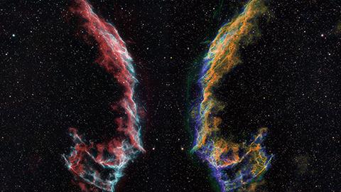 [제25회 천체사진공모전 수상작] 8000년 전 폭발한 초신성
