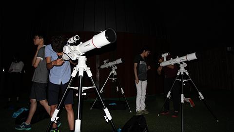 과학동아천문대, 용산구와 함께 '청소년 우주과학 프로그램' 운영