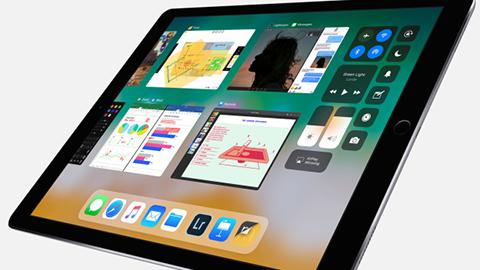 [WWDC 2017 ④] 새 아이패드와 iOS