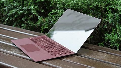 [써보니] MS의 첫 노트북, '서피스 랩톱'