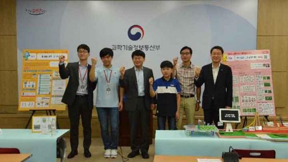 [제39회 전국학생과학발명품경진대회] 열띤 경쟁 끝에 수상자 발표
