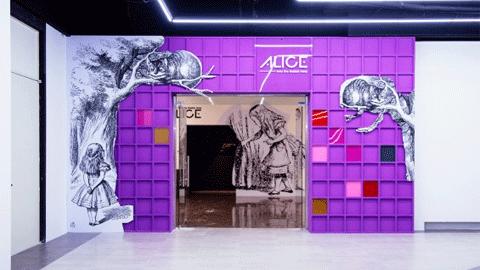 [9월 추천 과학체험] (1) 21세기 앨리스를 만나는 시간, 'ALICE : Into The Rabbit Hole'