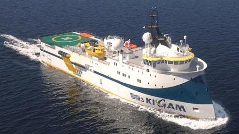 2022년, 한국 해저탐사선 전 세계 바다 누빈다
