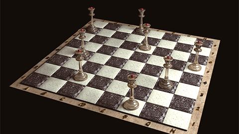 상금 10억 원 걸린 체스 문제 탄생!