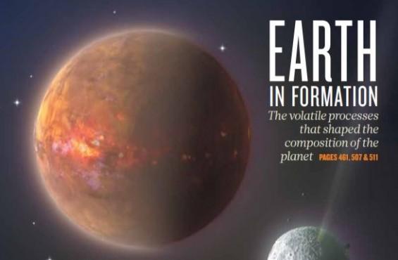 지구에는 왜 아연 성분이 적을까