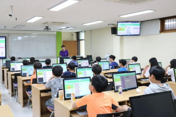 네이버 SW교육 '커넥트스쿨' 초등 교육생 모집