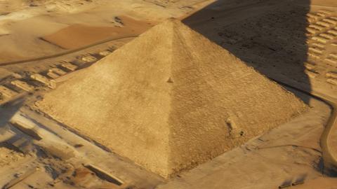 쿠푸왕 피라미드 속 비밀공간 찾아낸 비결은 입자 물리학?