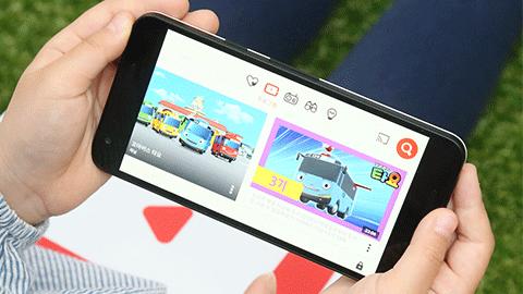 아이들이 스마트폰 영상과 적절히 만나는 방법