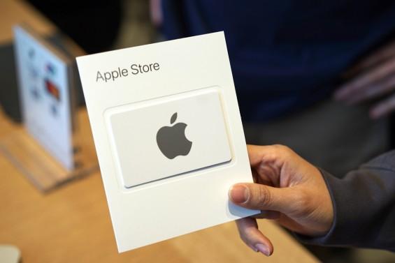 드디어 문 연 애플 가로수길, '경험을 팔다'