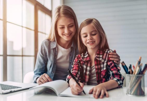 아이들이 스트레스 안 받고 숙제하도록 도우려면?